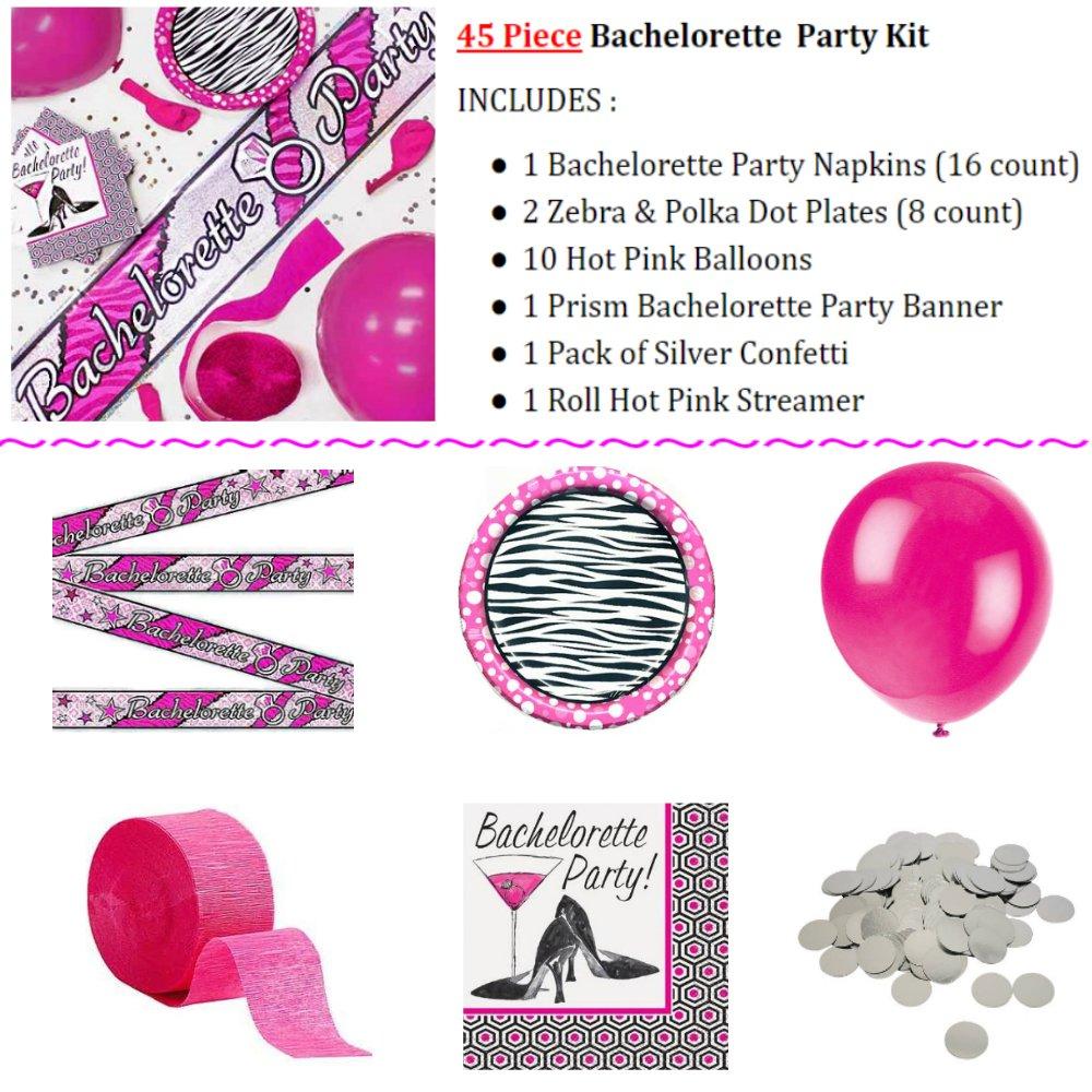 Galleon - Bachelorette Party Ideas, Bachelor Party Favor Bundle Pack ...