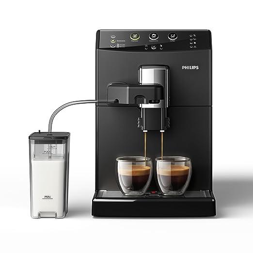 Philips Serie 3000 Cafetera HD8829/01- Máquina de café espresso ...