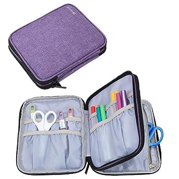 Amazon.com: Yarwo Bolsa de transporte para accesorios de ...