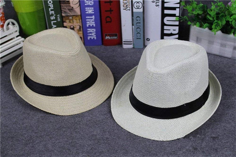 Sombrero De Hombre De Moda Sombrero Unisex Sombrero Panamá De De ...
