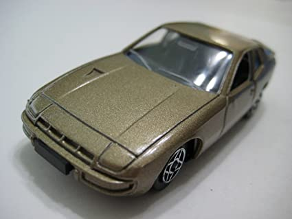 Solido (France) Metallic Brown Porsche 924 Turbo Diecast 1:43