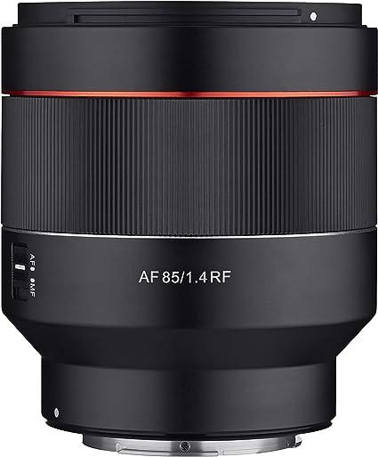 Samyang Af 85 Mm F1 4 Wetterversiegelte High Speed Kamera