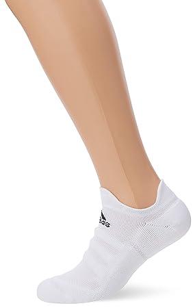 adidas Men's Alphaskin Lightweight Cushioning No show Socks