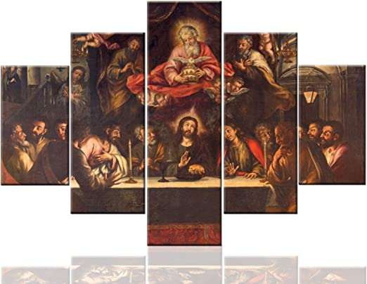 Jesus Oil painting Classical Figure Art Wall Picture Printed on canvas Home Deco