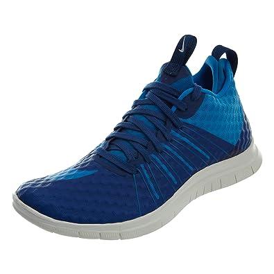 cheap for discount 0f25b a0eca NIKE Mens Free Hypervenom 2 FS Running Shoes (Blue) Sz. 8.5