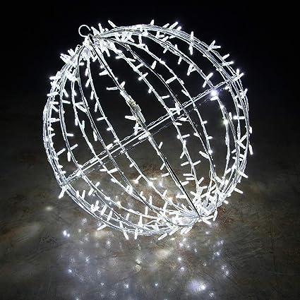 Christmas Light Balls.Amazon Com Commercial Led Large Light Ball Christmas Light