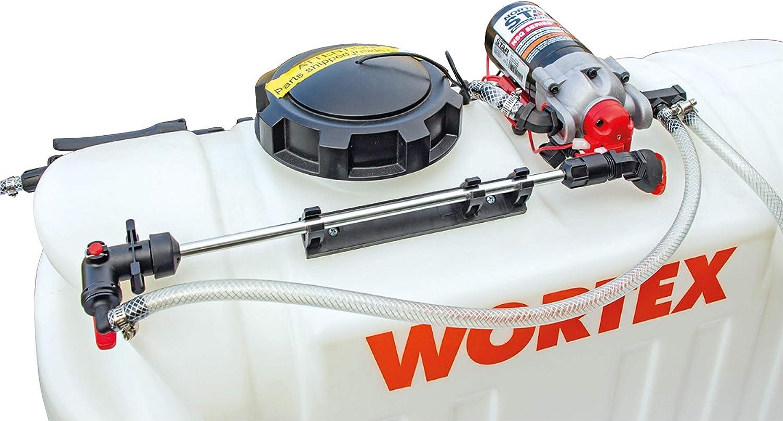 Wortex® Pompa portatile elettrica da irrorazione e diserbo Mod PT100-E da 4,...