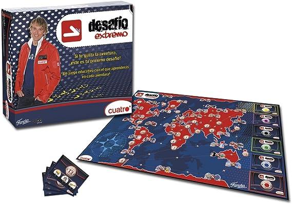 Juegos de Sociedad - Desafio Extermo (Famosa) 700009934: Amazon.es: Juguetes y juegos