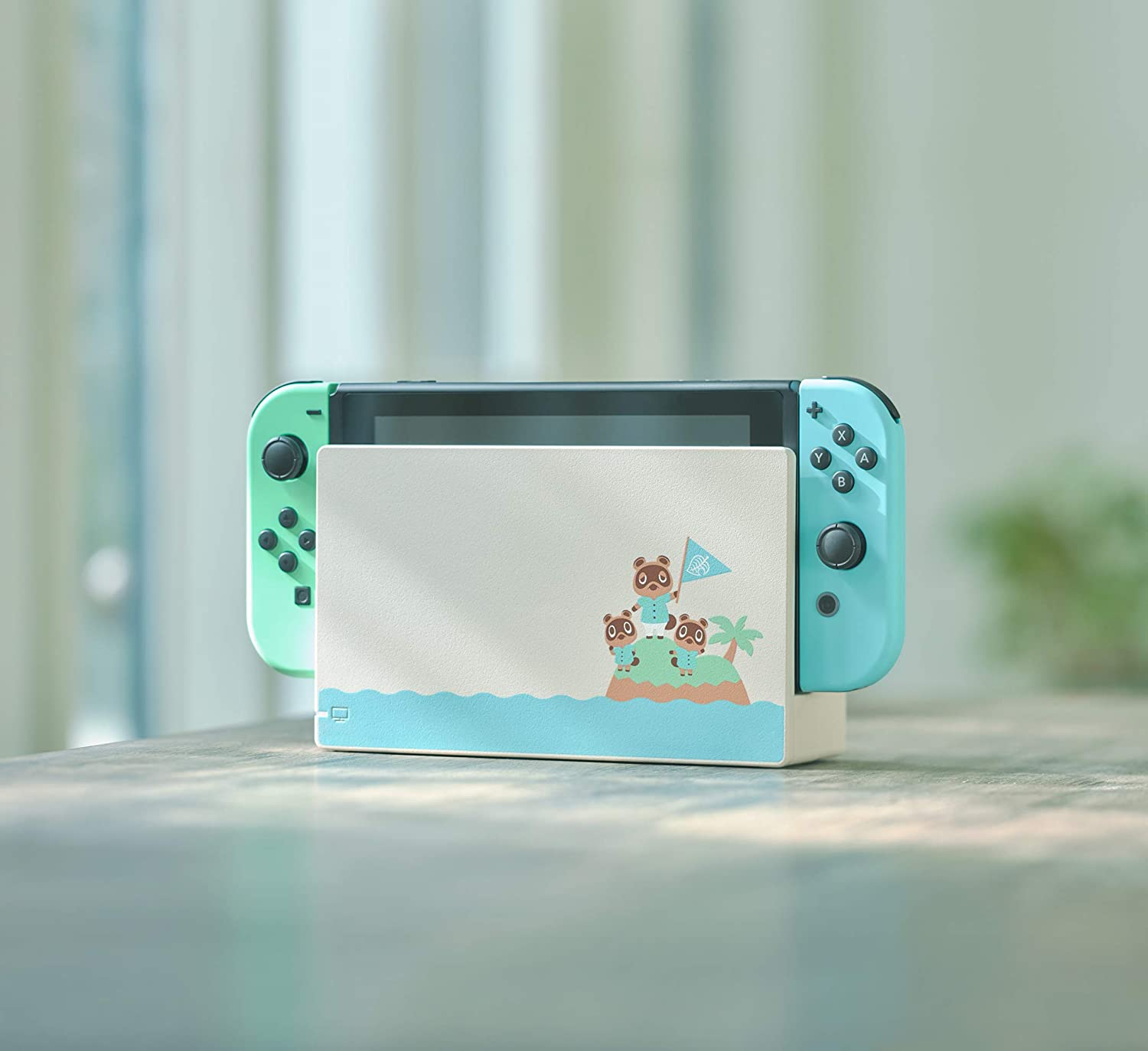 "Nintendo Switch: ""Animal Crossing: New Horizons"" (Limited Edition)"