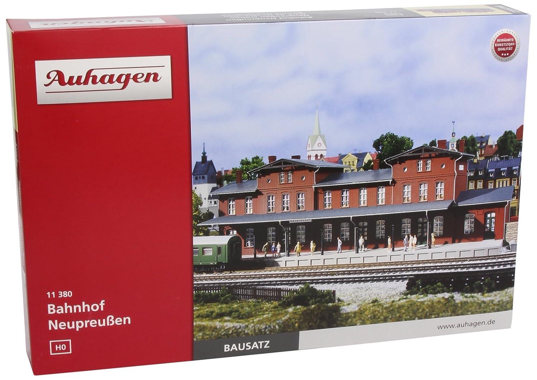 Auhagen 11380 - Bahnhof Neupreußen