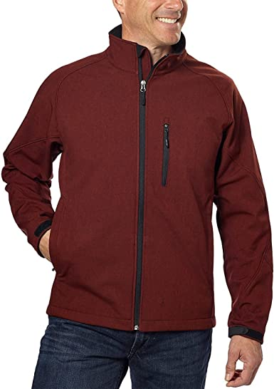 NEW Kirkland Signature Women/'s Soft Shell Water-Repellent Hooded Jacket Variety