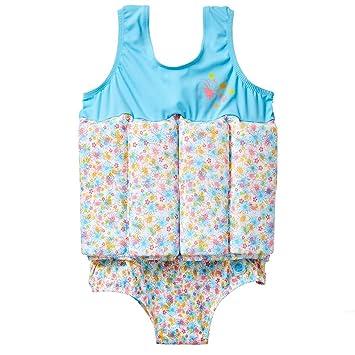 a02d3d3854286 Splash About Kids Float Suit with Adjustable Buoyancy (1-2 Years, Flora  Bimbi): Amazon.ca: Baby