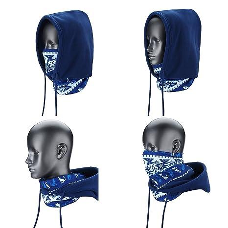 4 in 1 viso copertura Hood maschera passamontagna cappello ... b37629e8224a
