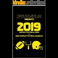 2019 Fantasy Football Guide and Daily Fantasy Football Rankings (English Edition)
