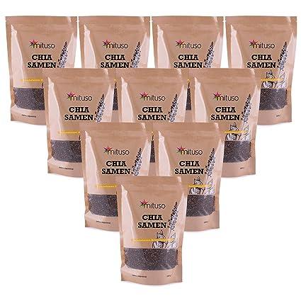 mituso Semillas de Chia Premium