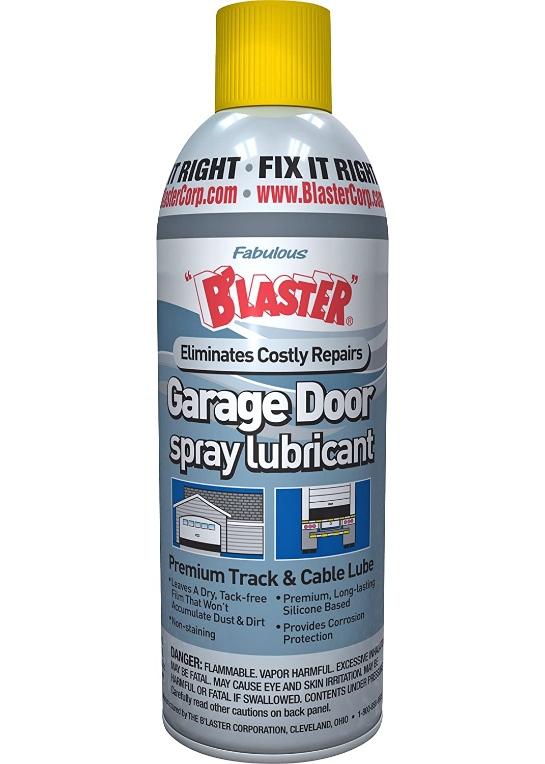 Amazon blaster gdl ts 12pk garage door lube 35 ounces amazon blaster gdl ts 12pk garage door lube 35 ounces case of 12 automotive rubansaba