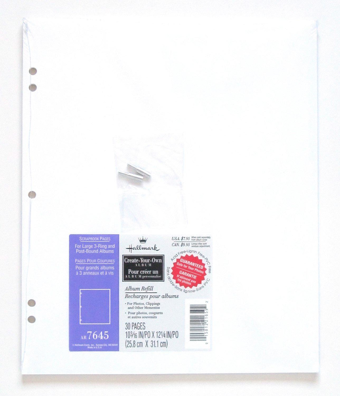 Hallmark Create-Your-Own Album Pages AR 7645
