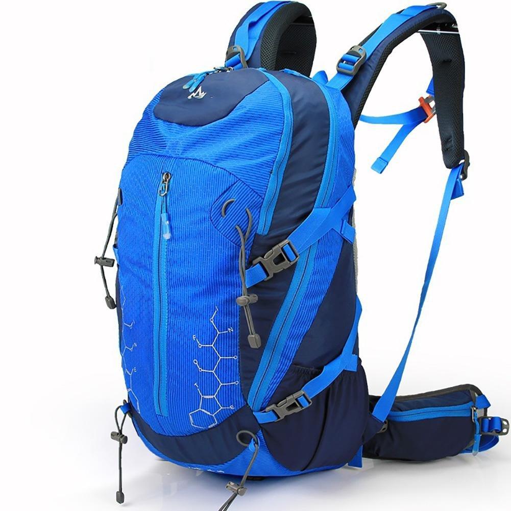 BAO Outdoor-Bergsteigen-Beutel, gehender Wasserdichter Doppelter Schulter-Beutel 30L