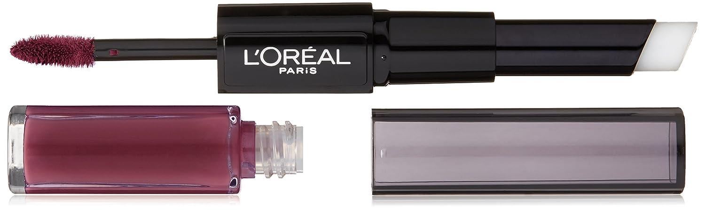 L'Oreal Paris Cosmetics Infallible Pro-Last Color Lipstick, Flamboyant Flamingo L' Oreal Paris