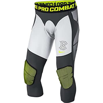 9b0a51480d28b Image Unavailable. Image not available for. Color: Nike Mens Pro  Hyperstrong Slider Baseball Tights ...
