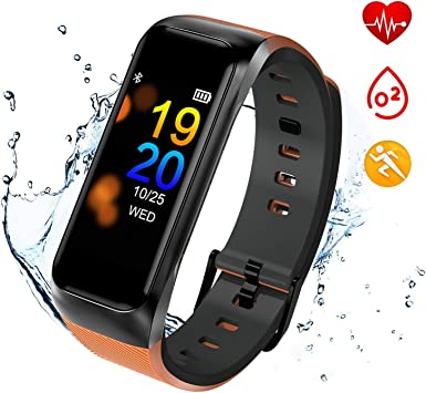 Fitness Tracker Imperméable, Iswim Activity Tracker avec
