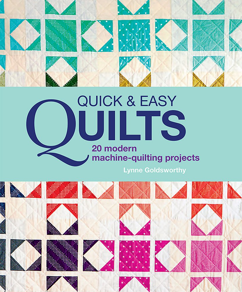 Quick and Easy Quilts: 20 Beautiful Quilting Projects PDF