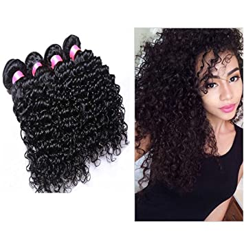 Amazon dream virgin hair grade 5a remy curly weave human dream virgin hair grade 5a remy curly weave human hair extensions indian hair 4 bundles virgin pmusecretfo Choice Image
