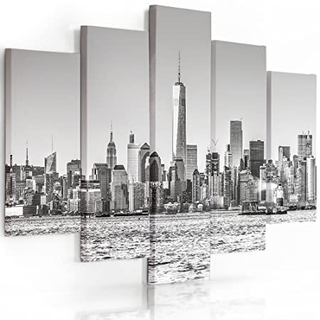 Feeby Frames, Multipart Canvas - 5 panels - Wall Art Picture, Canvas ...