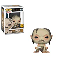 FunKo POP! Movies Lord of the Rings Gollum 3.75 CHASE VARIANT Vinyl Figure