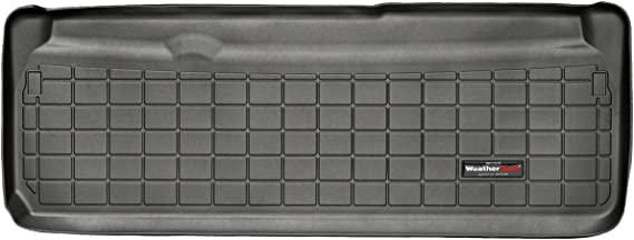 Black WeatherTech Cargo Liner for 2011-2020 Toyota Sienna Behind 2nd Row