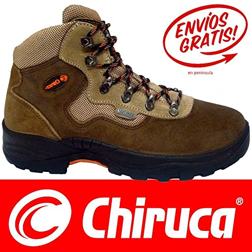 Botas CHIRUCA URBASA 12 Goretex - Color - Marrón, Talla - 41