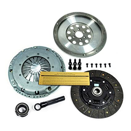 Amazon.com: EFT PREMIUM CLUTCH KIT+FLYWHEEL AUDI TT TURBO BEETLE GOLF JETTA 1.8L 1.9L TDI: Automotive