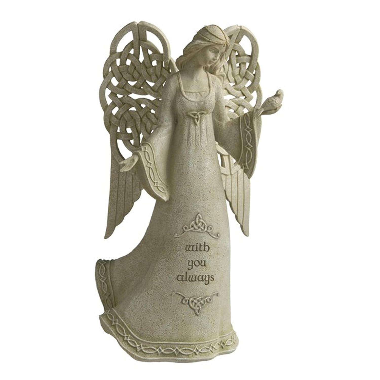Famous Amazon.com : Grasslands Road Celtic Knot Winged Angel Figurine  WR04