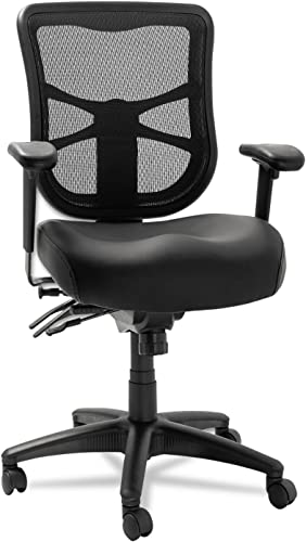 Alera EL4215 Elusion Series Mesh Mid-Back Multifunction Chair