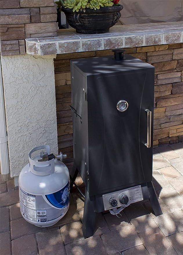 Amazon.com: AZ calefactores hil-5525-smk propano Vertical ...