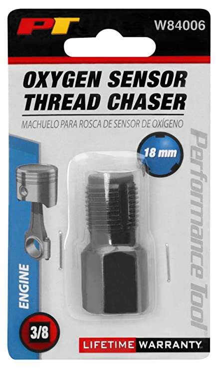 Performance Tool W84006 Oxygen Sensor Thread Chaser