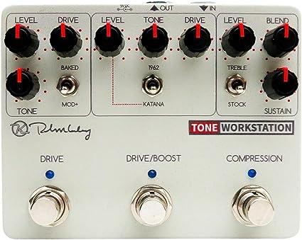 Keeley Tone Workstation Multieffekt