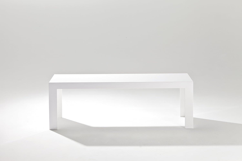 Kartell invisible side tavolino confezione da 1 pezzo cristallo