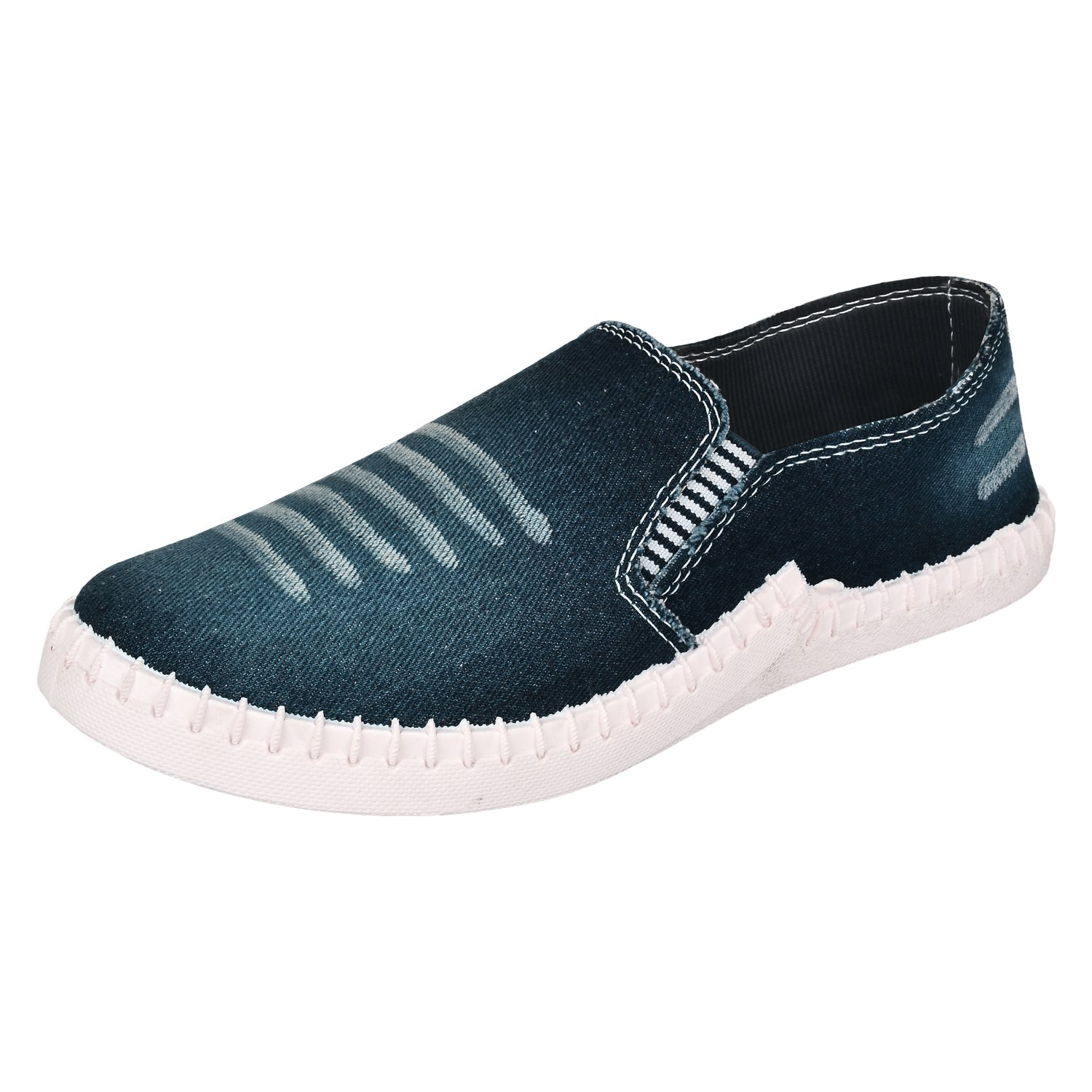 Earton Men Boys Blue 364 Casual Shoes Loafers & Moccasins Buy
