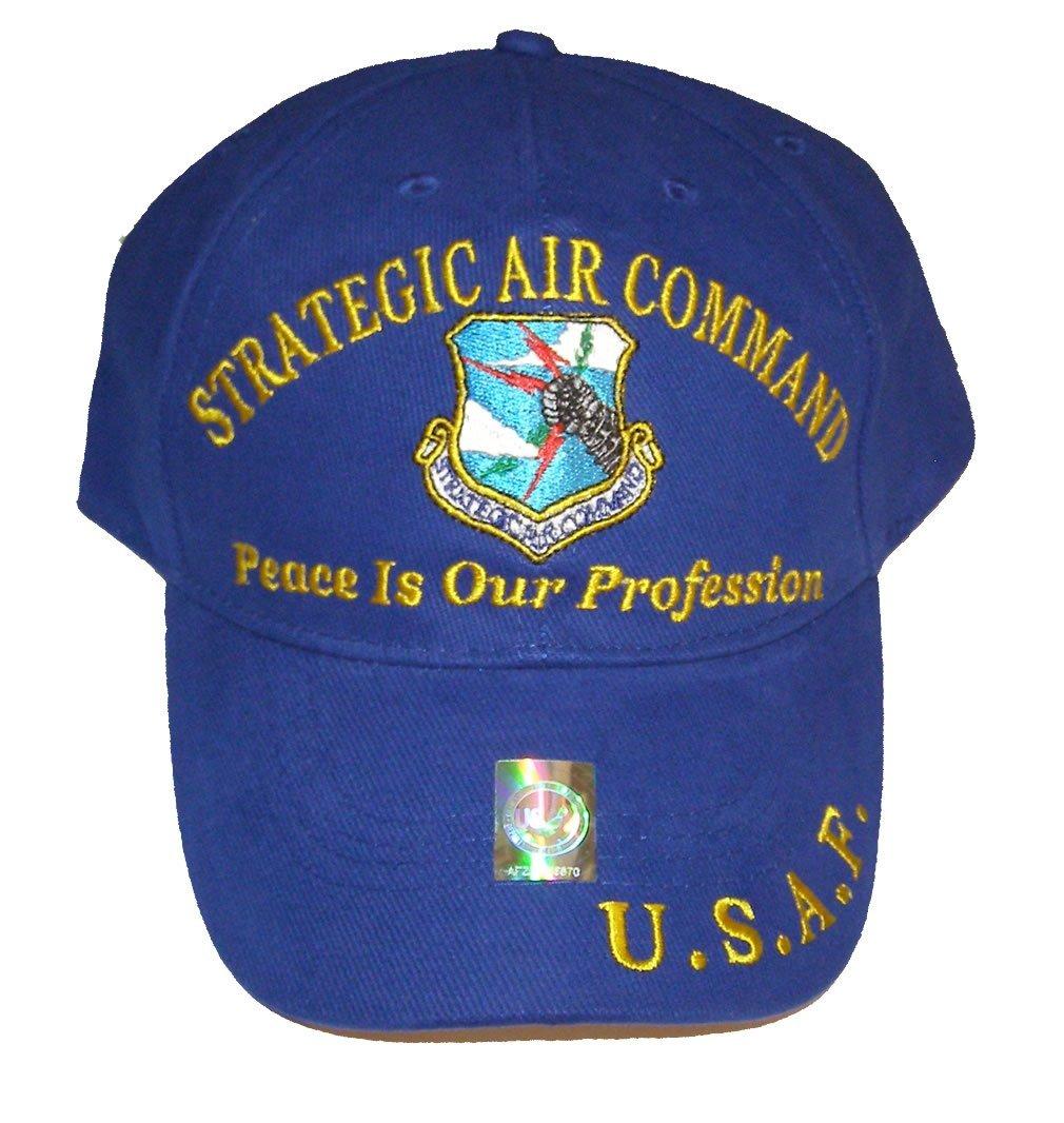 STRATEGIC AIR COMMAND SAC HAT - Veteran Owned Business