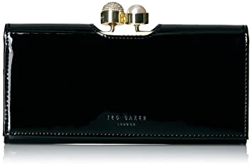 733de79897e0 Ted Baker Kattia Ladies Wallet black  Amazon.co.uk  Luggage