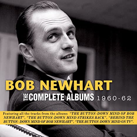 Amazon | The Complete Albums 1960 | Newhart, Bob | イージーリスニング | 音楽