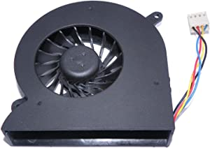 CPU Cooling Fan for Dell Inspiron All in One 2305 2310 2205, P/N: 0636V Sunon MG80200V1-C000-S99