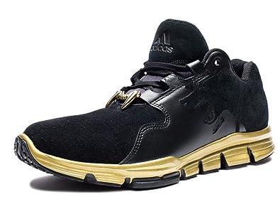 adidas Snoop Dogg Gameday Mens Training Shoe 11.5 Black-Gold Metallic