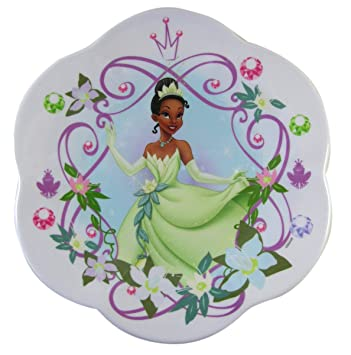 Disney Princess and the Frog Tiana Dinner Plate - kid Dinnerware  sc 1 st  Amazon.com & Amazon.com | Disney Princess and the Frog Tiana Dinner Plate - kid ...