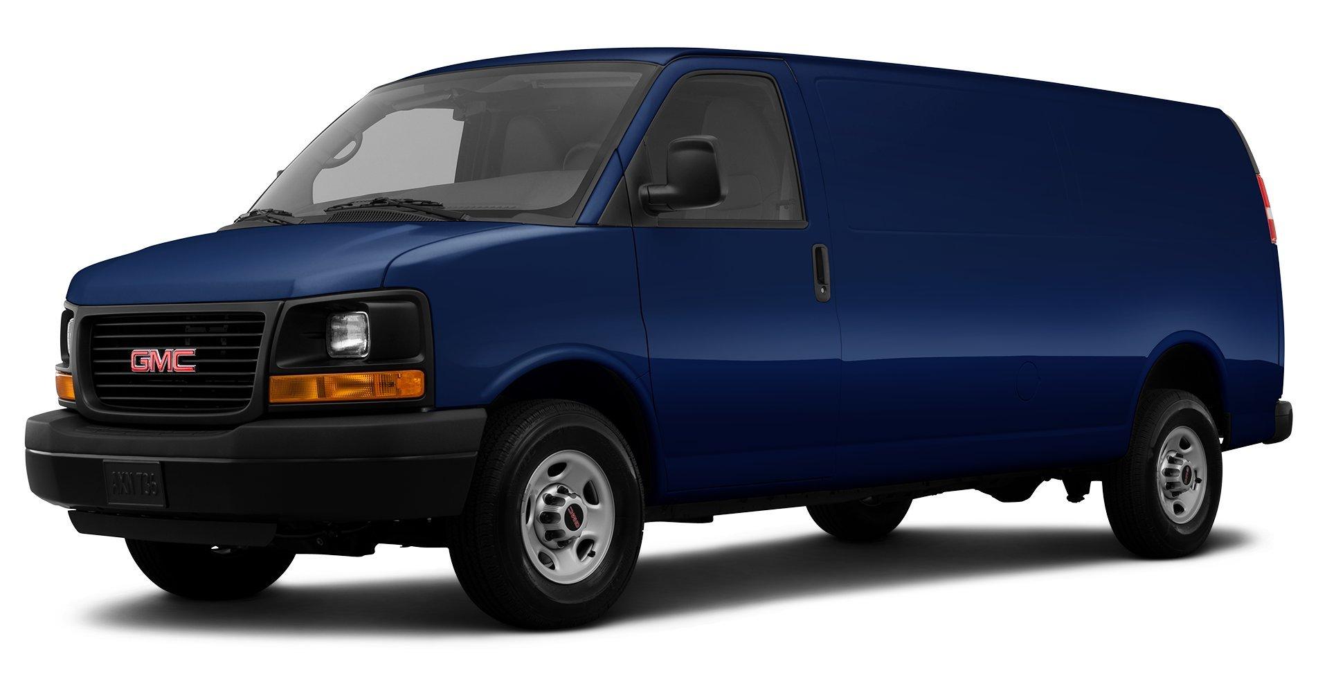 2013 GMC Savana 3500 Rear Wheel Drive 155