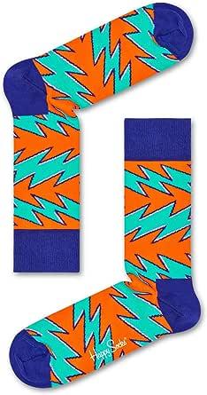 Happy Socks Men's Rock´n Roll Stripe Sock