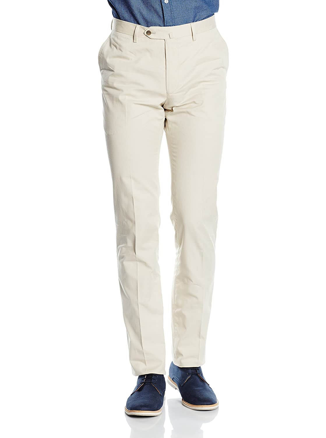 Hackett London Pantalón Beige ES 31