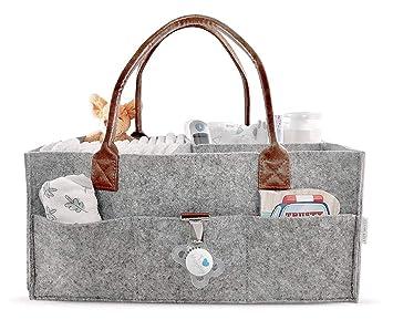 Amazon.com: Mofeng - Bolsa de pañales para bebé o bebé ...