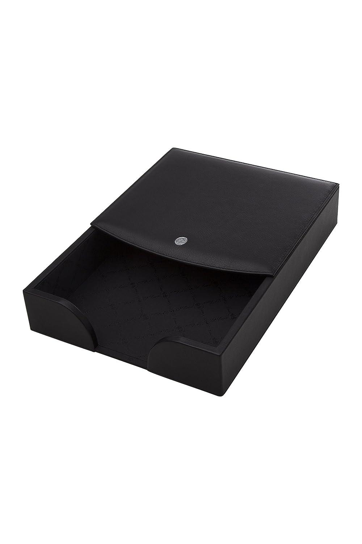 El casco M718 Leather Letter Tray –  nero
